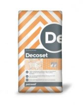 Decoset - Adhesives for Special Applications - Adhesive and grouts