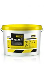 Kapasil - External wall insulation - Products of the system - Acrylic Plasters - Plasters