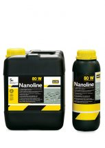 Nanoline 80 W - Waterproofing of Walls - Plasters - Complementary Products - Waterproofing products - Repairing of Masonry Walls, Putties - Repairing products