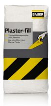 Plaster fill - Plasters - Cement Based Plasters