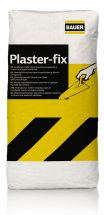 Plaster Fix - Plasters - Repairing of Masonry Walls, Putties - Cement Based Plasters - Repairing products