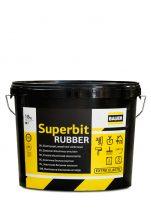 Superbit Rubber - Waterproofing products - Waterproofing of Flat Roofs